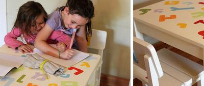 ריהוט לחדר הילדים יכול להיות דקורטיבי ופרקטי :)