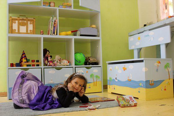 כוורת לחדר ילדים 1
