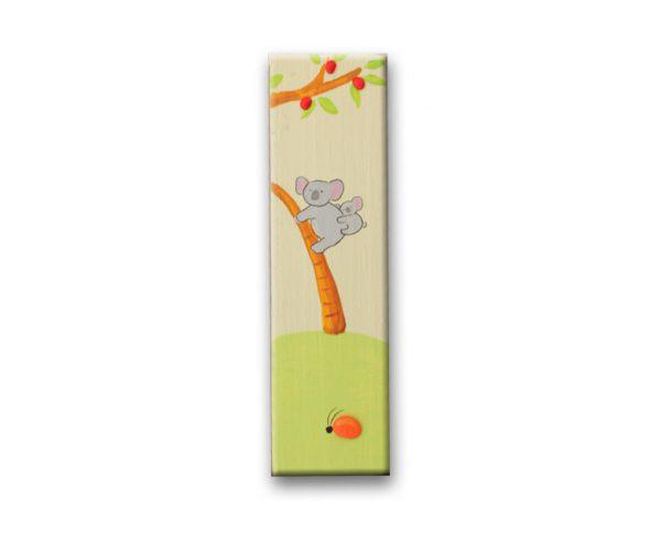 ידית לחדר ילדים - דובונים על העץ 1