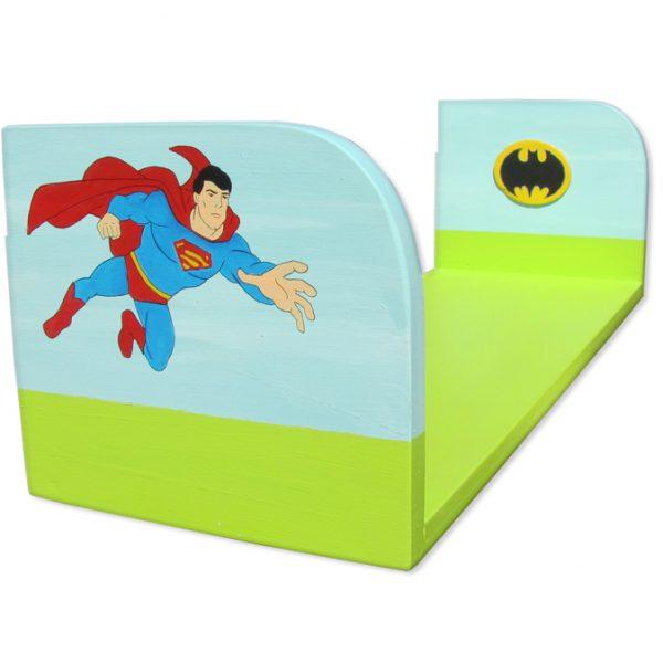 מדף בעיצוב גיבורי העל - סופרמן