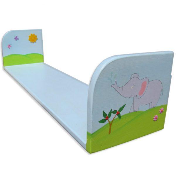 מדף מעוצב לחדר ילדים - פילפילון