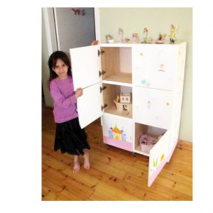כוורת לחדר ילדות - דגם אוריה