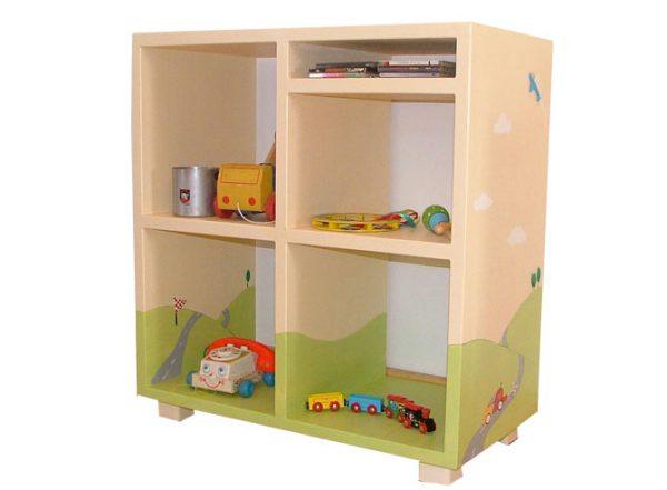 כוורת מעוצבת לחדר ילדים - דגם אורי