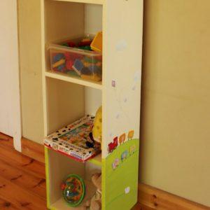 כוורת לחדר הילדים מעץ מלא - דגם איתי