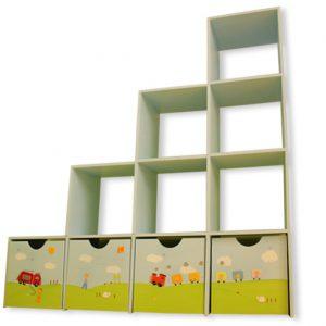 כוורת לחדר ילדים - דגם: ליהיא