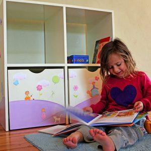 כוורת מעוצבת לחדר ילדות - דגם: טליה