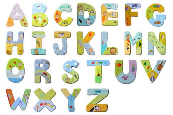eng- letters