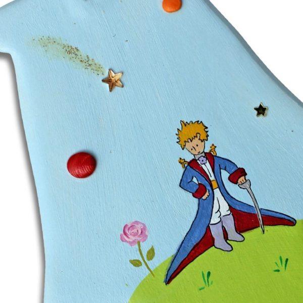 חמסה מעוצבת - נסיך קטן וכוכבי הלכת