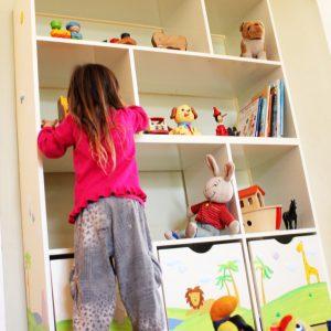 כוורת משחקים לחדר ילדים - דגם : יהונתן