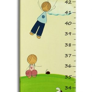 מד גובה לילדים – טיסנים ודאונים