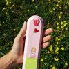 מזוזה מעוצבת - ילדות קסומה עם בלון לב
