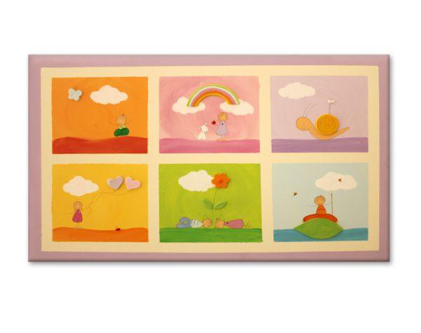 תמונה לחדר ילדים – טבע קסום