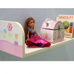 מדף לחדר הילדות – ילדה מתוקה