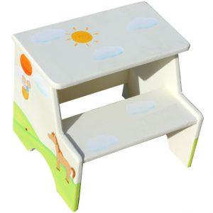 שרפרף לילדים – טרקטור במושב