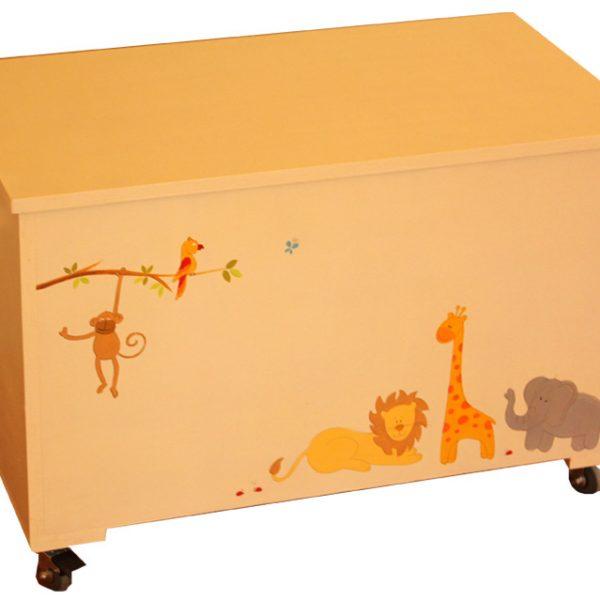 ארגז צעצועים – חיות הג'ונגל קו נקי