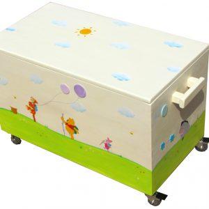 ארגז צעצועים – פו בדב, טיגר וחזרזיר