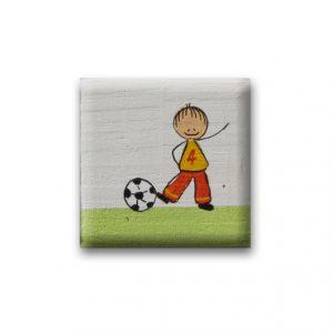 ידית לשידה – שחקן הכדורגל