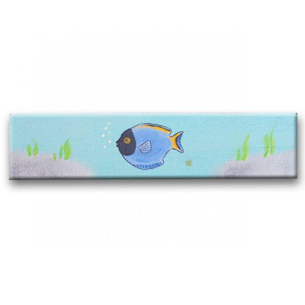 ידית לחדר ילדים - דג בעולם הדממה